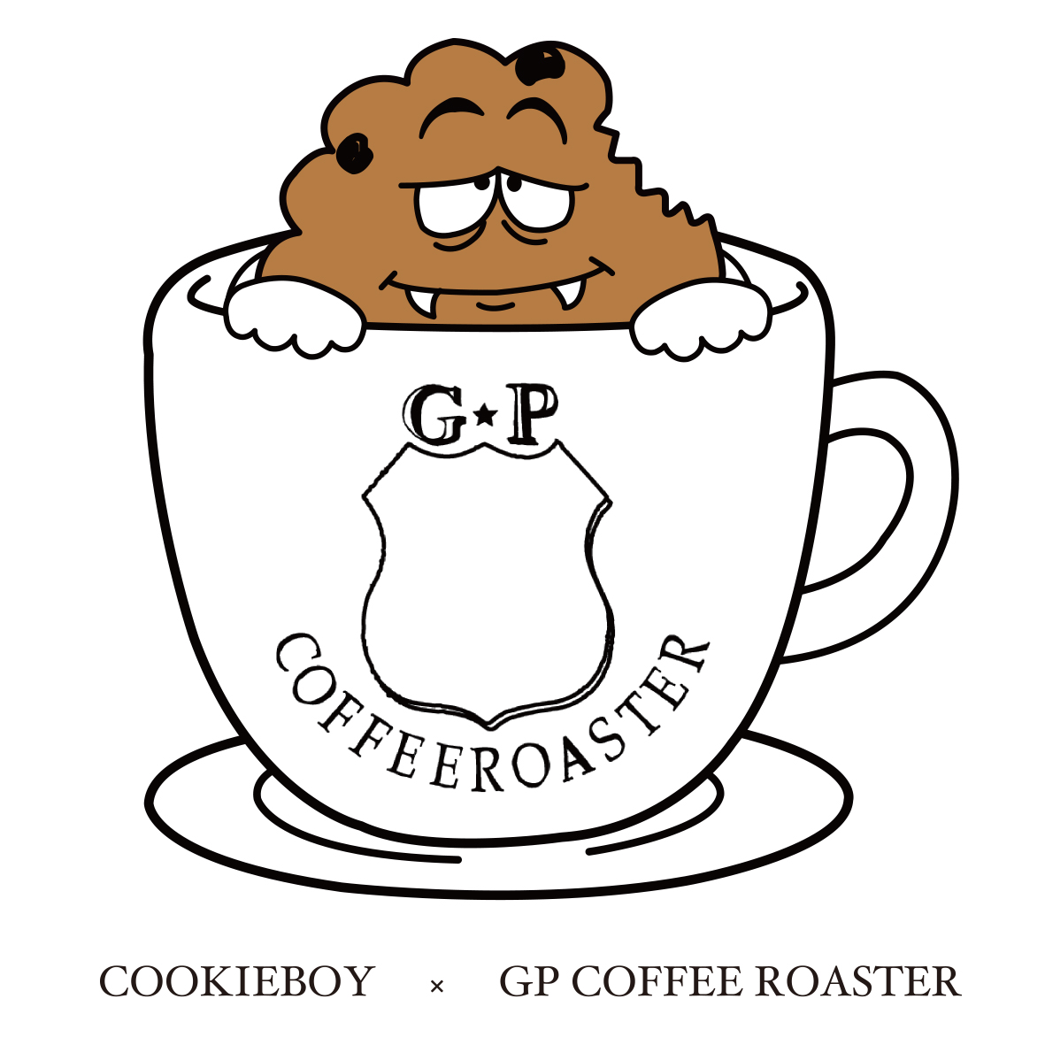 COOKIEBOYxG☆P COFFEE ROASTER