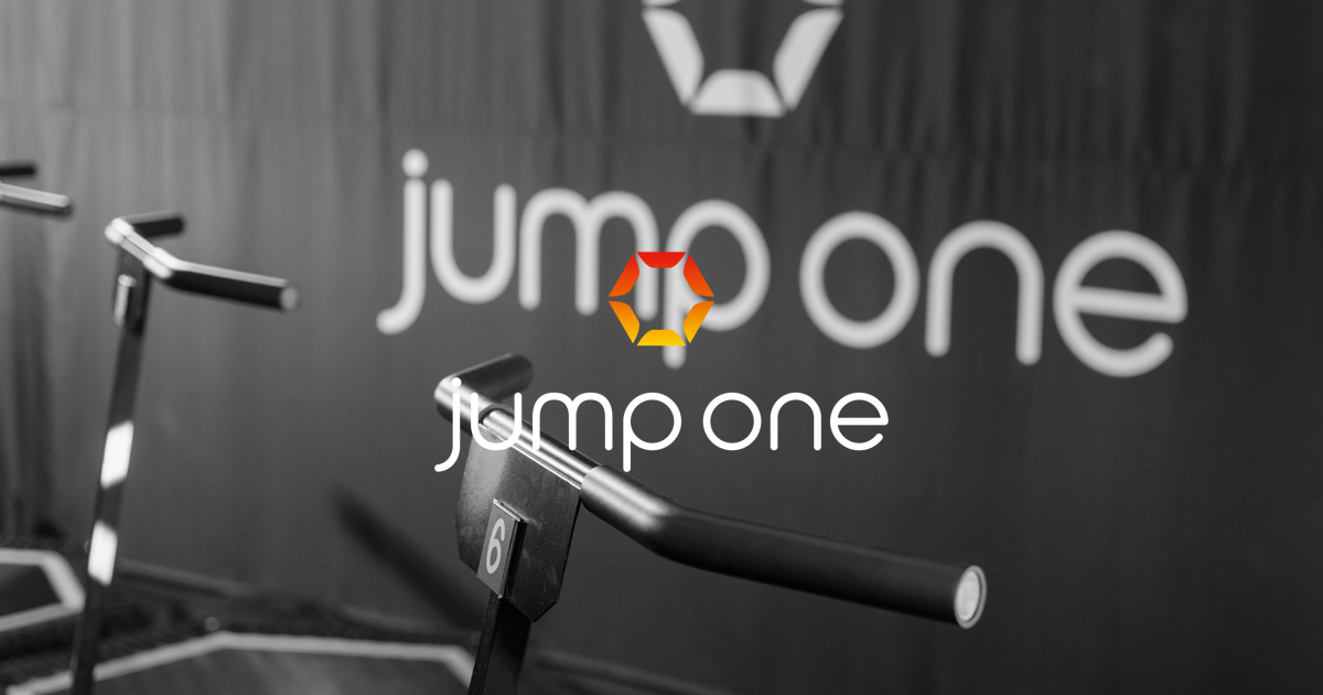 jump one - JUMP more, together as ONE