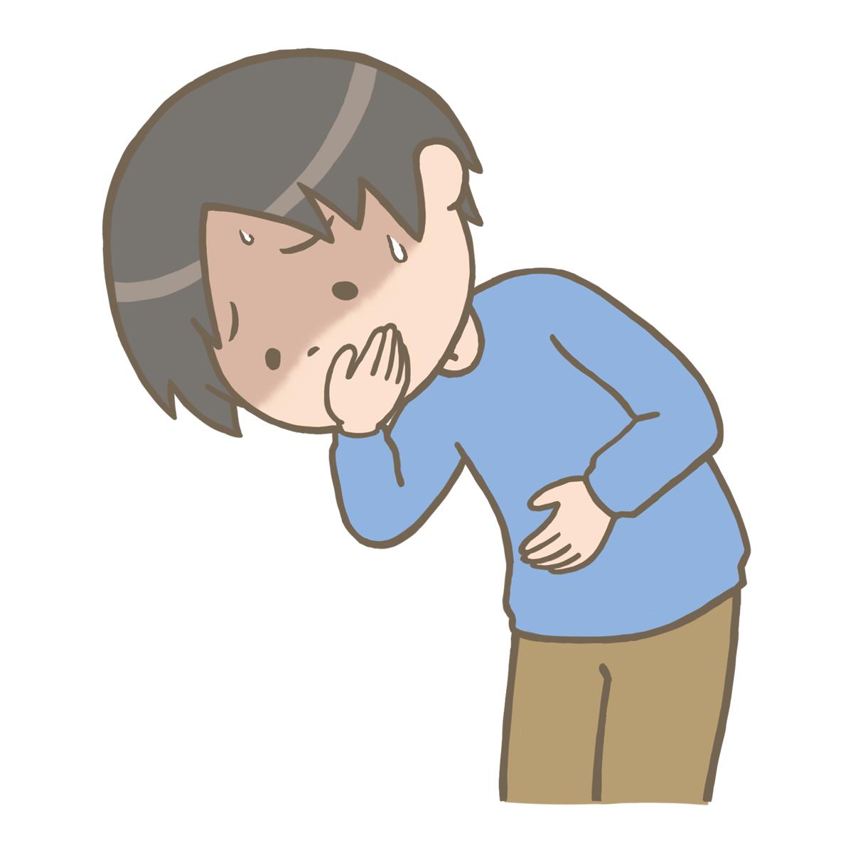 トレ 吐き気 筋